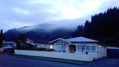 Almost like a Crewsdon Photo! The Wood, nelson at 6.30am.