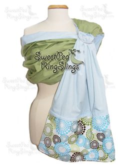 Round About   SweetPea Ring Sling   http://www.sweetpearingsling.com/roundabout.htm