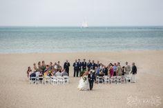 Charlotte & Ben's Beautiful Seaside Wedding – The Jetties Beach ... Nantucket. Katie Kaizer