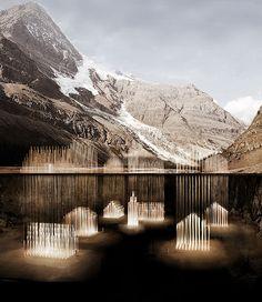 IGN.DES:: Ressonância, memória - Memorial para uma vila enterrada
