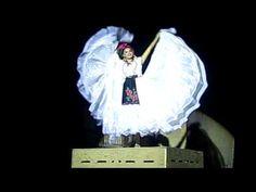 "Ballet Folklorico de Amalia Hernandez- Veracruz ""La morena"". I miss dancing"