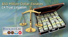 "Hackard Law protects trust beneficiaries of all income levels, not just the ""one percent.""  http://www.hackardlaw.com/blog/2017/09/california-trust-litigation-50-million-dollar-estates.shtml?utm_content=bufferfad74&utm_medium=social&utm_source=pinterest.com&utm_campaign=buffer"