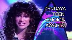 #TeenChoice Awards 2017: #Zendaya Acceptance Speech, Charlottesville stat...