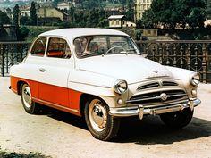 Skoda 445 - 1957