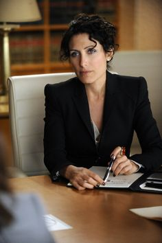 Still of Lisa Edelstein in The Good Wife