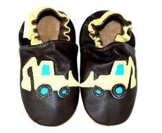 ekoTuptusie Koparka Soft Sole Shoes Useful Digger https://fiorino.eu/