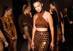 Gigi Hadid: Runway Warrior Woman - The New York Times