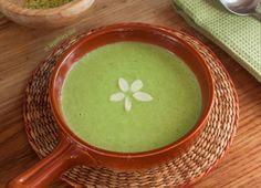 Crema de brócoli   #Receta de cocina   #Vegana - Vegetariana ecoagricultor.com