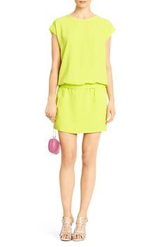 DVF   The Tara dress is a playful silhouette for any season.  http://on.dvf.com/198b4P6