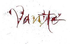 calligraphie contemporaine gestuelle