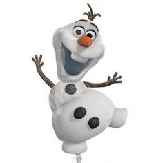 This is Olaf and he loves warm hugs! Get to give real warm hugs with this high Olaf Balloon, perfect to design your Frozen themed party. This is an officially licensed Disney product. Check out our other Disney Fro Disney Frozen Olaf, Disney Frozen Party, Frozen Kids, Frozen Frozen, Frozen Birthday Party Supplies, Olaf Birthday, Frozen Bday Party, Birthday Balloons, Balloon Party