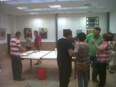 2014 - Exposición de Pintura y Manualidades - Jornadas Culturales