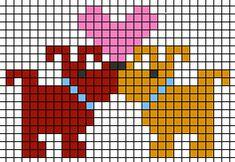 * Strijkkralen of borduren voor kinderen: valentijn