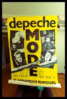 blasphemous rumours poster