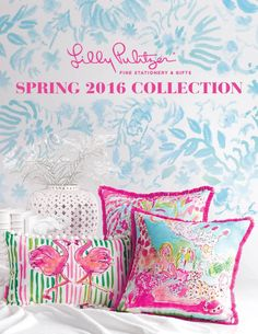 Lilly Pulitzer Spring 2016 Catalog