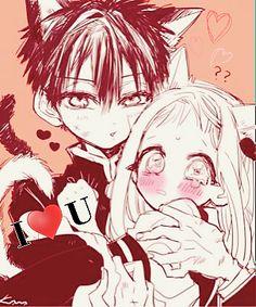 Cute Anime Pics, Anime Love, Anime Guys, Fanarts Anime, Manga Anime, Anime Art, Izu, Anime Couples, Cute Couples
