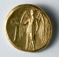 Stater, 336-323 BC Greece, Macedonia, 4th century BC gold