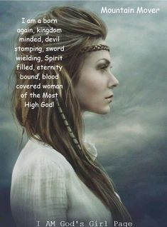 Warrior Quotes, Prayer Warrior, Daughters Of The King, Daughter Of God, Women Of Faith, Faith In God, Bible Quotes, Bible Verses, Scriptures