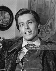 French actor Alain Delon stars as Tancredi Falconeri in the film 'The Leopard' (originally titled 'Il Gattopardo', 1963.