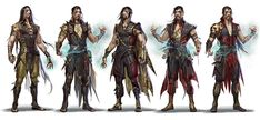 View an image titled 'Far Past Shang Tsung Concept Art' in our Mortal Kombat 11 art gallery featuring official character designs, concept art, and promo pictures. Game Character Design, Fantasy Character Design, Character Art, Mortal Kombat X Wallpapers, Tomb Raider Cosplay, Mortal Kombat Art, Mortal Combat, Game Concept Art, Sci Fi Characters
