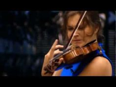 janine jansen's expressions when she plays shows WHY she is a world-class violinist!