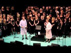 Gentofte Gospel Choir afholdt gallakoncert, hvor overskuddet gik til…