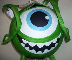 My Favorite Of all!!!....Mike Pinata By Brendas Pinatas