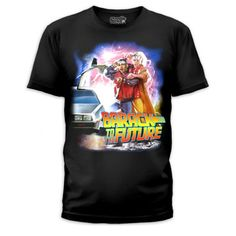 BARACK-TO-THE-FUTURE (Mens) by Goodie Two Sleeves