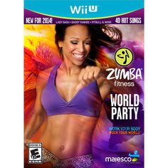 "Zumba Fitness: World Party for Nintendo Wii U - Majesco - Toys ""R"" Us"