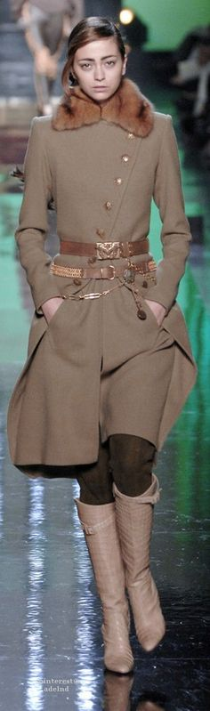Jean Paul Gaultier Fall 2007 Couture: