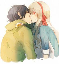 Anime couple MARY X SETO