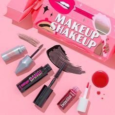 Benefit Benetint, Benefit Makeup, Benefit Cosmetics, Tinted Brow Gel, Fibre Gel, Makeup Gift Sets, Holiday Makeup, Christmas Settings, Lip Tint