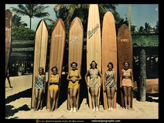 "From ""Hawaii, Then and Now,"" October 1938, National Geographic magazine