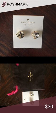 Kate Spade Earrings Kate Spade Gumdrop Earrings kate spade Jewelry Earrings