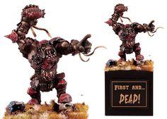 Golden Demon Winners Gallery: Page 2 | Games Workshop Warhammer Fantasy, Warhammer 40k, Blood Bowl, Fantasy Battle, Fantasy Paintings, Officiel, Game Workshop, Emperor, Minis