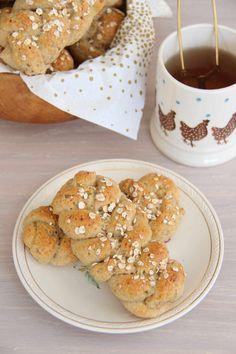Havrefletter - My Little Kitchen Piece Of Bread, Little Kitchen, Cottage Cheese, Pretzel Bites, French Toast, Kitchens, Sweet Home, Food And Drink, Baking