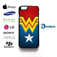 wonder woman case for iPhone, iPod, Samsung Galaxy,HTC,LG,Sony,Nexus,Blackberry