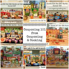 Getting Started Couponing: Everything You Need To Know In One Post (couponingncooking.com}