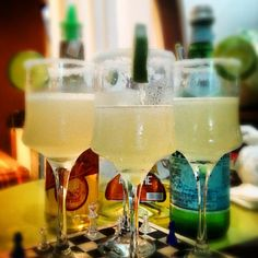 Margaritas made be fernando diaz