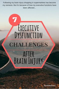 My blog on living with brain injury: This is why everyday activities such as shopping can be so difficult for brain injury survivors.