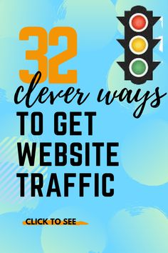 32 clever and free Ways to get a tone of website Traffic. Social Media Marketing, Digital Marketing, Seo, Clever, How To Get, Website, Tips, Counseling