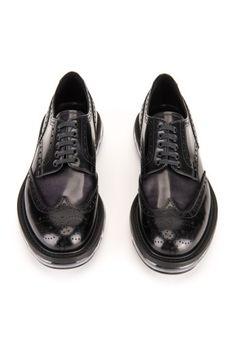 49fe4bd6b50 Prada LACED SHOES. Shop on Italist.com