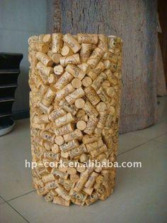Taburete de corcho de heces/multi-stopper de tapón de corcho vino