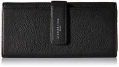 Liebeskind Berlin Leonie B Flap Wallet Black One Size -- For more information, visit image link.