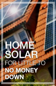 Thinking about solar for your home? The Residential Renewable Energy Tax Credit is a little-known government program that helps put solar on your roof. Read how homeowners are reducing their utility payments by hundreds of dollars per year, before the tax credit expires on December 31, 2016!