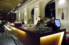 Die Bar im Restaurant Albrecht Conference Room, Restaurant, Bar, Winter, Table, Furniture, Home Decor, Gourmet, Winter Time