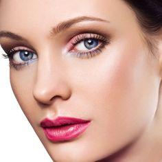 Augen Make up blaue Augen - eigentlich eine leichte Sache! Zu den blauen Augen passt praktisch jede Art von Make-up. Deswegen kann man es sich...