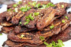 Kalbi Recipe: Korean BBQ Short Ribs