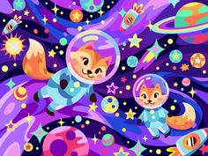 Cute Pokemon Wallpaper, Cute Cartoon Wallpapers, Flat Design Illustration, Graphic Illustration, Doodle Drawings, Anime Art Girl, Furry Art, Aesthetic Art, Art Day