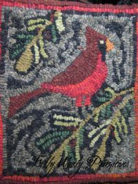 Rug Hooking - primitive rug hooking,wool applique,hand dyed wool,punch needle,cross stitch,patterns and supplies